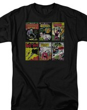 Batman DC Comic Book Covers Graphic T-shirt Retro Superhero BM1960 image 2