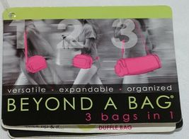 GANZ Brand BB205 Beyond A Bag Three In One Sun Orange Color Expand A Pack image 10