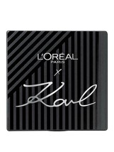 3 Pack Karl Lagerfeld x L'Oreal Paris Eyeshadow Palette Soft Blendable - $31.29