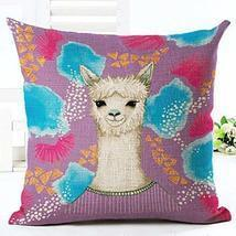 18inch Fashion Cotton Linen Fabric Throw Pillow Hot Sale 45cm Colorful C... - €8,71 EUR