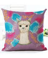 18inch Fashion Cotton Linen Fabric Throw Pillow Hot Sale 45cm Colorful C... - $9.88