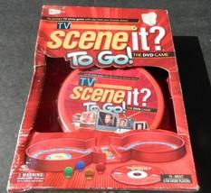 Scene It To Go The DVD 2008 Game--Unused - $12.00