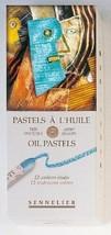 *SENNELIER Senurie oil pastel pearl 12 color set - $44.02