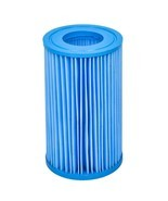 Pool Central 8IN Inorganic Antimicrobial Pool Replacement Filter Cartridge - £5.88 GBP