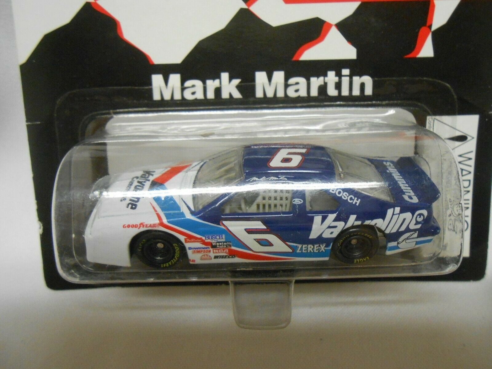 Vintage Revell Racing 1/64 1996 Edition Mark Martin Valvoline Die Cast Car NIP - $8.90