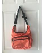Suvelle Hobo Travel Crossbody Bag Shoulder Handbag Multi Pocket Nylon Purse - $24.99