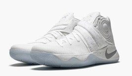 """NEW Nike Kyrie 2 II """"Speckle"""" White Silver Basketball Shoes 819583-107 S... - $210.64 CAD"""