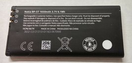 OEM Nokia Standard Battery BP5T BP-5T Lumia 820 and 825 1650mAh - $9.89
