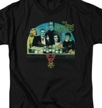 The Munsters Family t-shirt retro 60s comedy TV series graphic tee NBC892 image 3