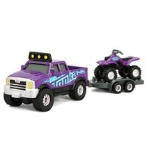 Tonka Die-Cast Truck with ATV - $14.80