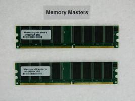 M9298G/A 2GB (2x1GB) PC3200 DDR-400 184pin Mémoire Pour Apple Powermac