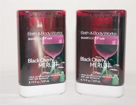 Bath and Body Works Smartsoap Black Cherry Merlot Refills Smart Soap Qty 2 - $23.52