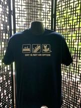 Walt Disney World VTG T-shirt Dry is Not an Option Splash Mountain Rare Large - $35.95