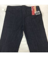 GAP Womens Jeans Retro Dark Wash Stretch Denim Boot Cut Size 6 NWT - $28.69