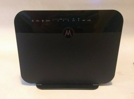 Motorola MD1600 VDSL2/ADSL2+ Modem And AC1600 Wi Fi Gigabit Router - No A/C Cord - $174.35