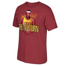 LeBron James NBA Cleveland Cavaliers Shirt Men's Tee THE RETURN T-Shirt