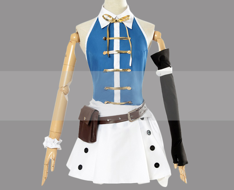 Fairy tail lucy heartfilia x792 cosplay costume for sale
