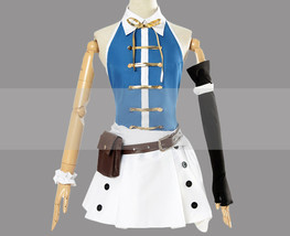 Customize Fairy Tail Lucy Heartfilia X792 Cosplay Costume for Sale - $89.00