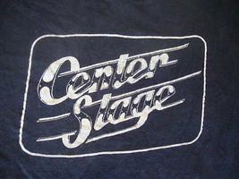 Vintage 70's or 80's CENTER STAGE Concert Venue Atlanta Music Tour T shi... - $49.44
