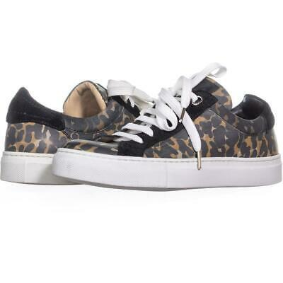 Primary image for Belstaff Dagenham Low Rise Fashion Sneakers 200, Tamsin Gold, 5 US / 35 EU
