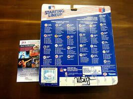 MARK MCGWIRE OAKLAND A'S CARDINALS SIGNED AUTO 1993 STARTING LINEUP JSA ... - $197.99