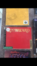 Legacy of the Wizard Manual NES Nintendo Booklet Instructions - FAST SHIPPING - $5.30