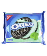 Nabisco Oreo Mint Flavor Creme Cookies (1 package) - $11.87