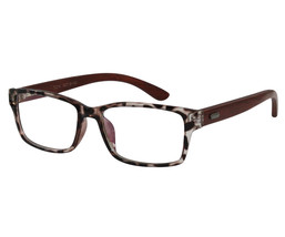 EBE Retro Style In Classic Black Crystal Withdark Brown Hard Wood Temples - $27.88+