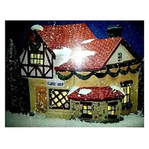 """Dickens Collectables """"Fabric Shop"""" Lighted Porcelain House - $29.69"""