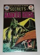 Secrets Of Haunted House Comic #1 May 1975 DC Comics - £11.86 GBP