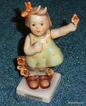 """Spring Cheer"" Goebel Hummel Figurine #72 TMK3 Collectible Mother's Day ... - $126.09"