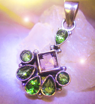 CASSIA4 HAUNTED NECKLACE 3,000X MONEY OF THE WORLD ROYAL MAGNIFICENT MAGICK  - $444.77
