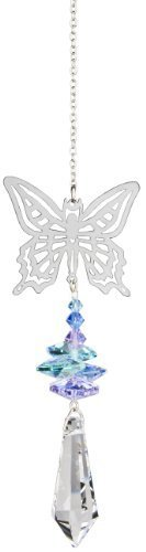 Woodstock Butterfly Crystal Fantasy- Rainbow Maker Collection