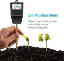 Atree Soil Moisture Sensor Meter Tester, Soil Water Monitor, Humidity Pl... - £15.71 GBP