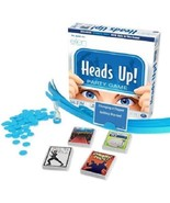 Ellen Game Heads Up Party Board Guessing Activity Set Age 8 Up Entertain... - $24.31
