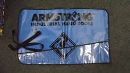 Armstrong 29-466 Tool Roll Pouch 14 Pockets USA - $9.90