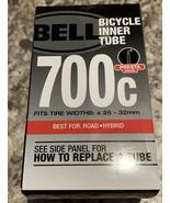 "Bell Bicycle Inner Tube 700c Presta Valve 35-43mm Road Hybrid 27"" NIB - $5.81"
