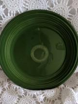 Genuine Fiesta Dinner Plate 9.5 Green Vintage Made USA - $14.54