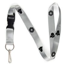 Darth Vader Lanyard Keychain and ID Holder with Detachable, Breakaway Bu... - $7.99