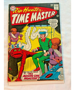 Rip Hunter Time Master # 25 DC Silver Age Very Good Condition - $9.99