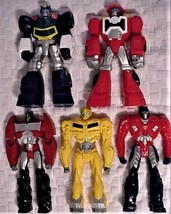 "Hasbro Action Figures 11-11.5"" Tall lot of 5 Hero Mashers 2013 - $49.95"