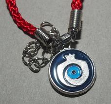 Kabbalah 10 pcs Lot Red String Pomegranate Charm Evil Eye Bracelet Judaica image 3