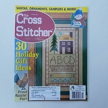 The Cross Stitcher - 30 Holiday Gift Ideas October 2002 - $8.24