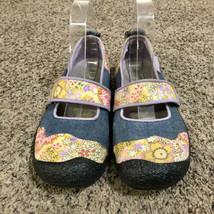Keen Women's Mary Jane Slip On Shoe Sz 6.5 Rubber Toe Hiking Trail - $24.40