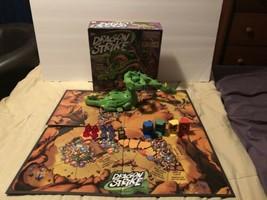 Dragon Strike Motorized Board Game Milton Bradley 2002 Missing Instructi... - $18.18