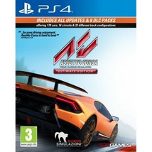 Assetto Corsa Ultimate Edition  (Playstation 4)  - $43.55