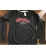 georgia bulldogs sweatshirt xxl New NWT Gray Slim - $28.49