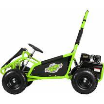 MotoTec Mud Monster 98cc 4-Stroke Kids Off the Road Go Kart Age 13+ Up to 25 MPH image 11