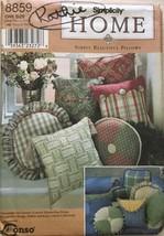Simplicity 8859  Home  Simply Beautiful Pillows - $5.49