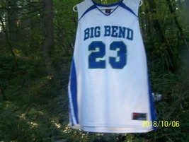 Big Bend 23 basketball style Nike XL jersey - $4.00